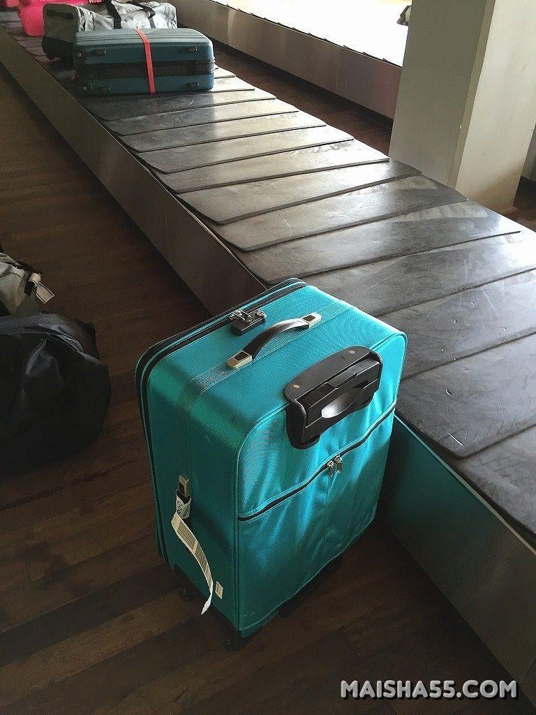 キリマンジャロ国際空港ターンテーブル