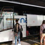 ガトウィック空港行きNational Express(バス)